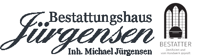 Bestattungshaus Jürgensen - Logo